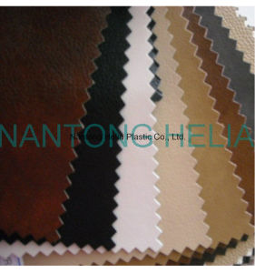 Practical PU Synthetic Microfiber Leather pictures & photos