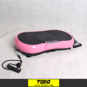 Home Used Body Slimmer Ultrathin Vibration Plate with 200W pictures & photos