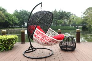 2017 New Design Outdoor Modern Garden Swing Chair (HC630) pictures & photos