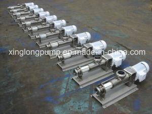 Eccentric Rotor Single Screw Pump pictures & photos