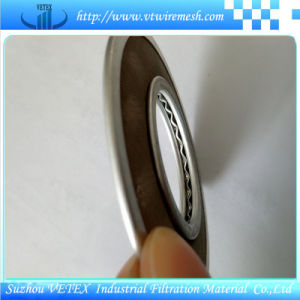 Stainless Steel Covered Edge Filter Disc Mesh pictures & photos