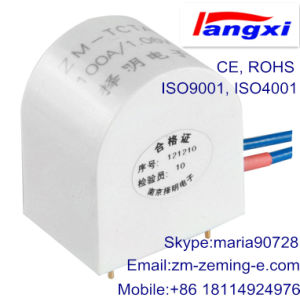 Miniature Current Transformer Used for Relay Protection/ Ultramicro Current Transformer Zm-Tcta pictures & photos
