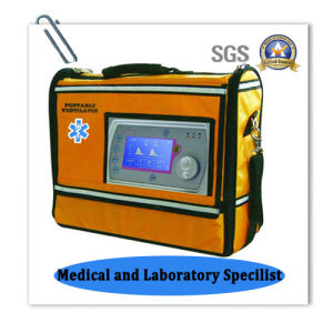 Portable Patient ICU Ventilator for Emergency pictures & photos
