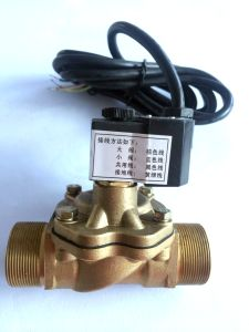 Flange Electromagnetic Valve Screw Electromagnetic Valve pictures & photos