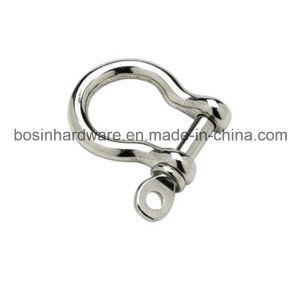 Stainless Steel Bow Shape Shackle pictures & photos