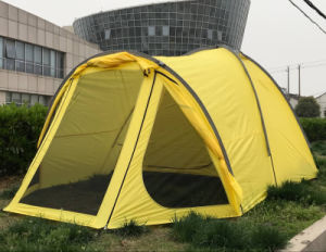 2017 Hot Sales Double Layers Mountain Camping Tent