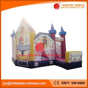 Inflatable Bouncy Princess House Jumping Castle for Amusement Park (T2-604) pictures & photos