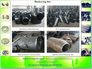 24~36 Inch Carbon Steel Tee pictures & photos