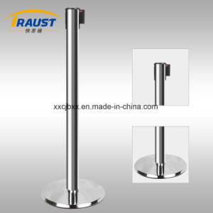 Retractable Belt Stanchion with Iron Base -Premium Line Style pictures & photos