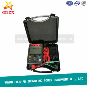 5000V Insulation Resistance Tester BY2677 pictures & photos
