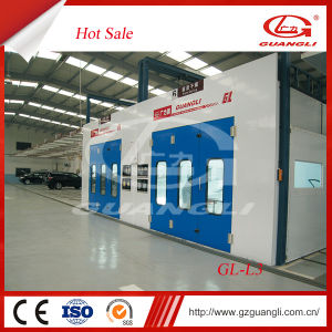 China Leading Manufacturer Powder Coating Spray Paint Equipment Oven Bake Booth for Car pictures & photos