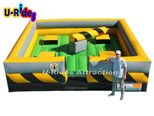 Mechanical bull base Small Meltdown Game pictures & photos