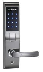 Best Selling Products in America Fingerprint Smart Code Door Lock pictures & photos
