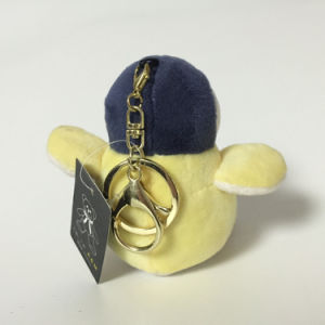 Tiny Plush Soft Stuffed Cotton Penguin Promotional Keychain Toy pictures & photos