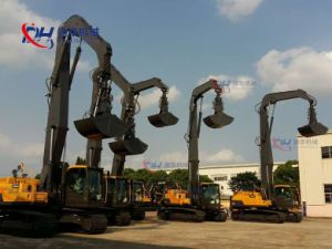 Excavator Clamshell Bucket for Grab Deep Sand or Soil pictures & photos