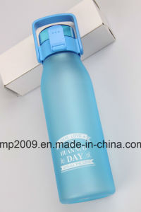 1000ml Laege Capacity Water Bottle, Plastic Sport Water Bottle, Green Color Water Bottle pictures & photos