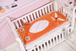 Lovely Animal Sleeping Bag for Crib Bed Hot Sale Made in China pictures & photos