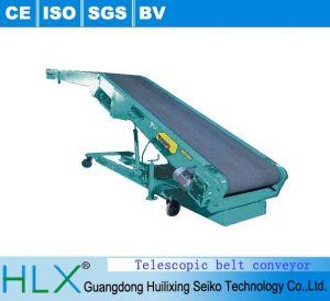 Roller Telescopic Conveyor System, Skate Wheel Telescopic Conveyor System pictures & photos