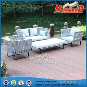 Outdoor Weaving Rope Sofa Furniture pictures & photos