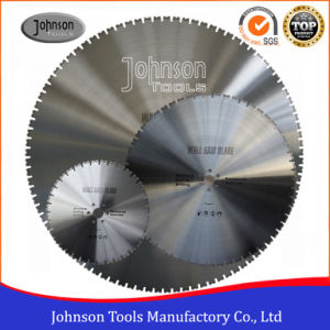 600-1600mm Wall Saw Blade for Fast Cutting Reinforced Concrete pictures & photos