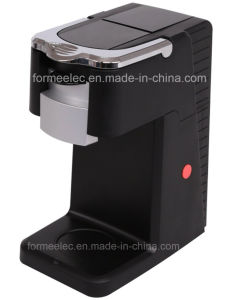K-Cup Coffee Maker Ifill Single Cup Brewer Coffee Machine pictures & photos