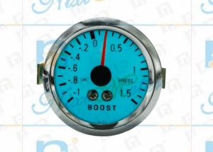 """2"""" 52mm 1-15 Boost Gauge with Cold Light pictures & photos"""