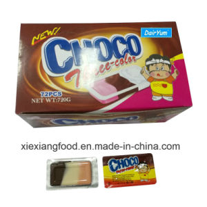 Choco Three Color of Chocolate with Three Flavors pictures & photos