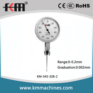 Metric Micron Dial Test Indicators with Long Contact Point pictures & photos
