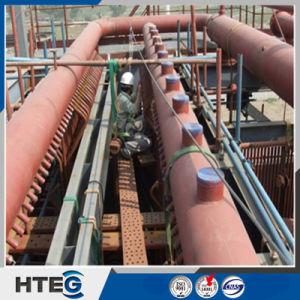 TUV, ISO, ASME Standard Well Welding Header for CFB Boiler pictures & photos