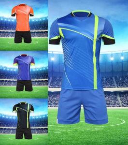 Manufacturer Sportwear Football Suit Soccer Uniform&Jersey for Men pictures & photos