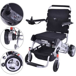 OEM UPS Rechargeable Lithium Ion 72ah LiFePO4 Battery for Electric Wheelchair pictures & photos