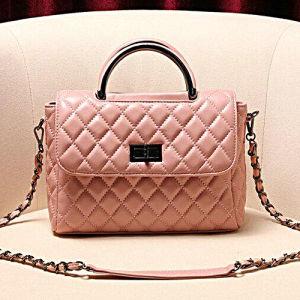Genuine Leather Shoulder Bags Sheepskin Designer Brand Women Handbags Emg4883 pictures & photos