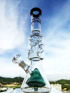 Famale Joint Chamber Beaker Base Ice Glass Water Pipe pictures & photos