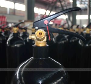 5kg CO2 Black Cylinder Fire Extinguisher pictures & photos