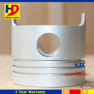 S3l Piston for Excavator Diesel Engine Spare Parts OEM (31A17-08400) pictures & photos