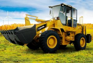 Ce Approved 4ton Wheel Loader pictures & photos