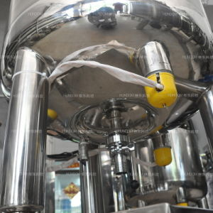 Sanitary High Shear Emulsifying Tank for Cosmetic, Chemical, Pharmacy pictures & photos