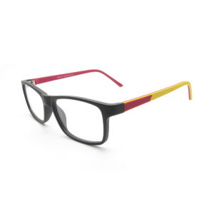 High Quality Tr8357 Comfortable Nose Rest Teenagers Eyewear Optical Frame pictures & photos