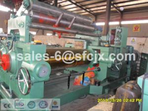 Mixing Machine, Rubber Mill, 18 Inch Rubber Mixing Machine with Two Roller pictures & photos
