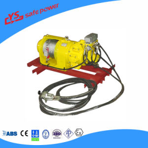Mini Lift Hand Air Winch for Build pictures & photos