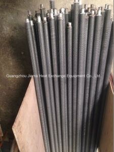 High Frequency Stainless Steel Extruded Finned Tube pictures & photos