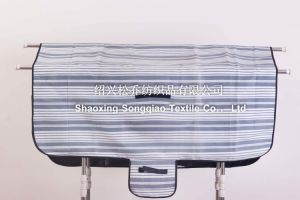 Three in One Stripe Printed Polyester Fleece Picnic Blanket pictures & photos