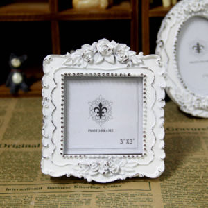 Home Decoration Studio Resin Picture Frame for Promotion Gift pictures & photos
