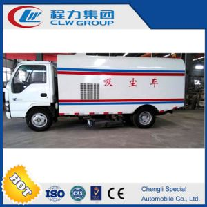 Isuzu Truck 4X2 Dust Vacuum Vehicle for Sale pictures & photos