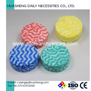 Nonwoven Compressed Wipes Compressed Towel pictures & photos