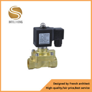 High Pressure Flow Control Pneumatic Water Solenoid Valve pictures & photos