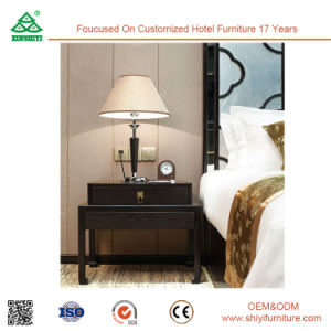 Wooden Customized Modern Hotel Bedroom Set Furniture pictures & photos