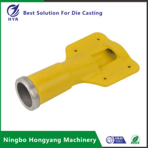 Aluminum Die Casting Powder Coating pictures & photos