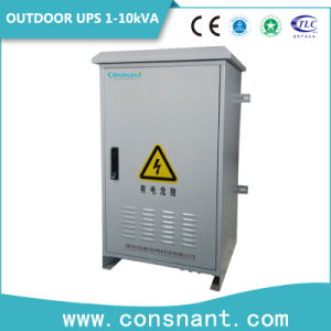 High Quality Integrated Outdoor Online UPS 1-10kVA pictures & photos