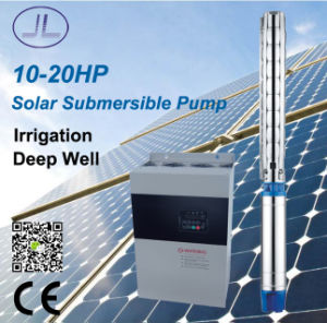 10-20HP Submersible Solar Pump, Deep Well Pump, Irrigation Pump pictures & photos